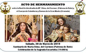 Hermanamiento en la Gran Madre de Granada