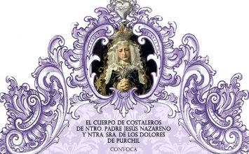 PURCHIL. Cultos a la Virgen de los Dolores