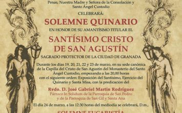 Quinario a San Agustín