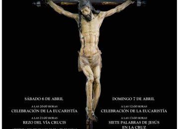 Cultos al Cristo de la Salud en San Andrés