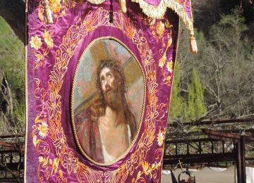 Cultos en el Vía Crucis