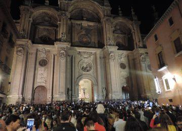 Granada arropó el regreso de Expiración