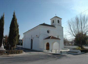 CHURRIANA DE LA VEGA. Víacrucis en la ermita