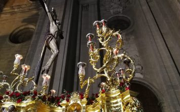 El primer paso que llega a Catedral