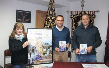 ALHENDÍN. Presentado el cartel de la Semana Santa