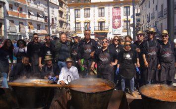 Fiesta de la Asadura, en Güejar Sierra