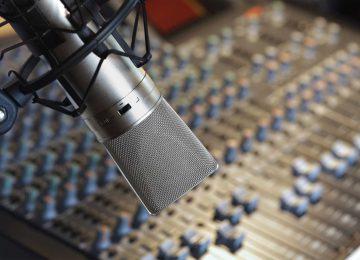 Primera cita en la radio de la Cuaresma