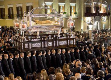 MOTRIL. Nuevo capataz para el Santo Sepulcro