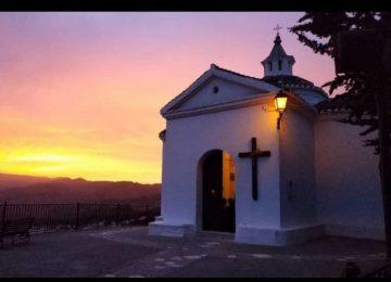 VALLE DE LECRÍN.  Convivencia junto al Cristo del Zapato