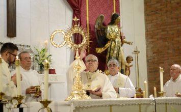 La provincia celebra hoy el Corpus de un modo distinto