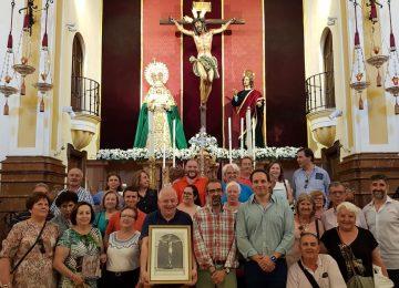 Los hermanos de San Agustín visitan Málaga