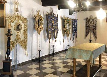 Exposición en el 500 Aniversario del Monasterio de la Concepción
