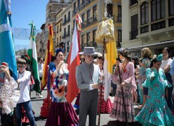 Granada se va al Rocío
