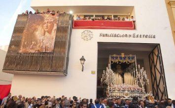Salida extraordinaria de la Estrella, en Málaga