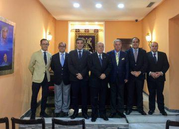 Encuentro de los presidentes de agrupaciones cofrades