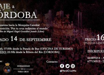 MOTRIL. Viaje a Córdoba de la Vera-Cruz