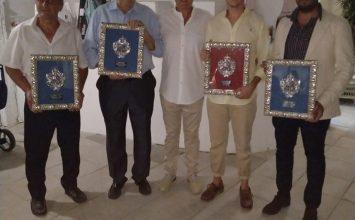 MOTRIL. La Borriquilla entrega sus 'Palmas de Honor'