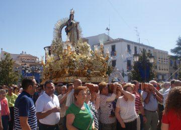ALHENDÍN. Día grande con la Inmaculada