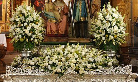 MARACENA. Hoy procesión patronal