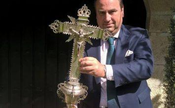 ALBONDÓN. El pueblo recuperará una antigua cruz