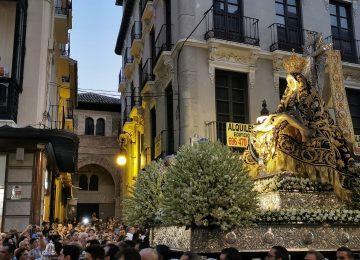 Granada vibró con su patrona