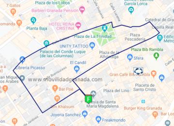 La Morenita sale a las calles