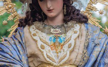 MOTRIL. Hoy procesión de la Divina Pastora