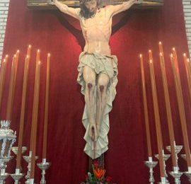 Nuevo aspecto del Cristo de la Redención