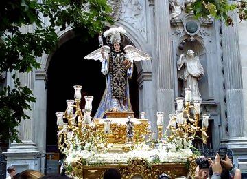 San Rafael no saldrá en procesión este mes