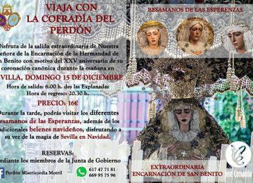 MOTRIL. Viaje a Sevilla del Perdón