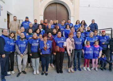 MARACENA. Éxito solidario del 'kilo-litro' de la hermandad patronal