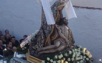 GUADIX. Hoy, procesión de la Virgen de las Angustias