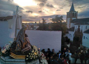 GUADIX. Trasladada la Virgen de las Angustias
