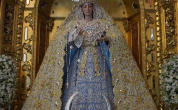 La Amargura viste ya de Inmaculada