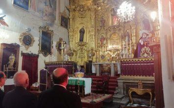 Celebrada la misa de difuntos de Federación