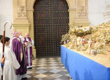 Belén en la Catedral