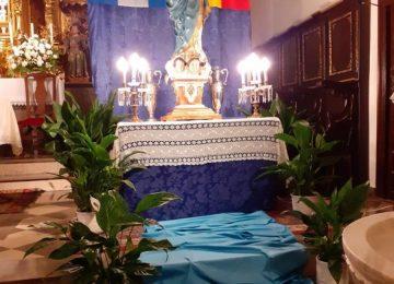 VÍZNAR. Celebración de la Inmaculada