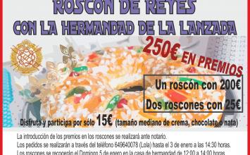 Roscón de Reyes de La Lanzada