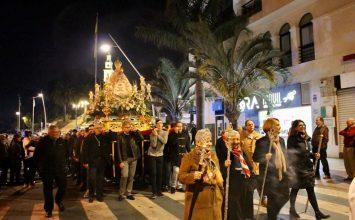MOTRIL. Cultos a la Virgen de la Cabeza Coronada