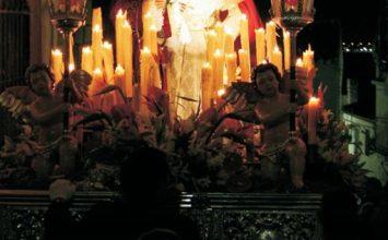 SALOBREÑA. Presentado el cartel de la Semana Santa 2020
