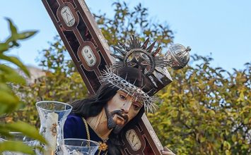 CHURRIANA. Se prepara la salida del Nazareno
