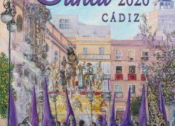 Cartel Semana Santa de Cádiz 2020