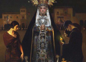 Cartel de la Semana Santa de Córdoba 2020