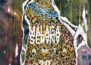 Cartel Semana Santa Málaga 2020