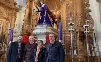 Música de Pitres para el 'Abuelo' de Jaén