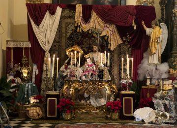 Besapies al Niño Jesús de los Reyes