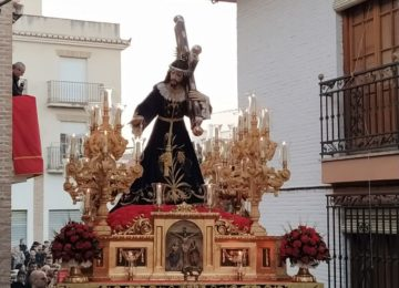 CHURRIANA. El Nazareno salió en procesión