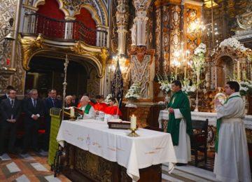 Celebrada la fiesta de la aparición de la Patrona