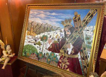 ALMUÑÉCAR. Cartel del Nazareno