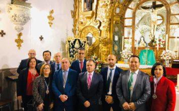 SANTA FE. Toma posesión la junta de gobierno del Rocío